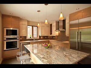 Comptoir granite,quartz 450.686.7168
