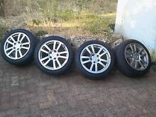 "Holden Commodore vy s rims 17"" Swan View Swan Area Preview"