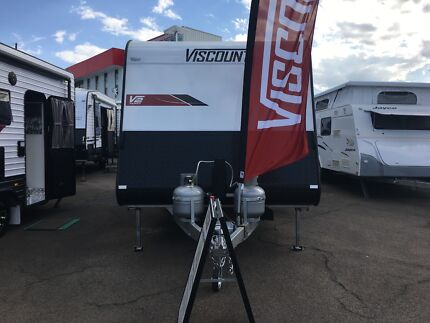 * * Brand NEW * * Viscount 21'6 Family V2 Bunk Caravan North St Marys Penrith Area Preview