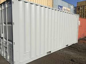 Refurbished 20' Shipping Containers Bordertown Tatiara Area Preview