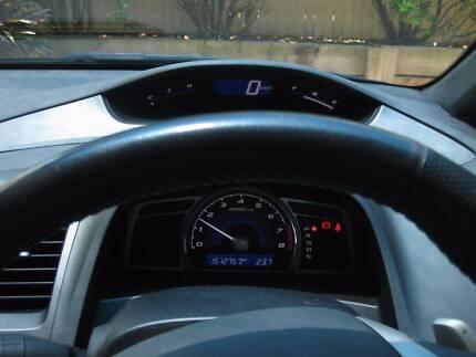 Honda Civic sports 2007