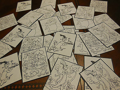 30 Dr. Suess COlor your own STICKERS, birthday party favors, loot teacher school](Dr Suess Birthday Party)
