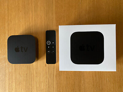 Mint Condition Apple TV 4K 64GB 5th Generation Media Streamer Hardly Used Boxed