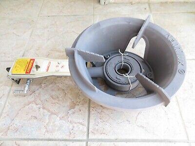 Premium Propane Cast Iron Wok Stove Burner With Igniter High Pressure 100k Btu
