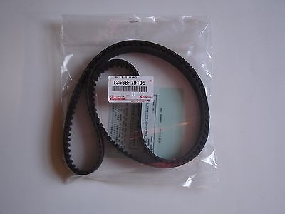 Toyota OEM 3S GTE Timing Belt 13568 79105 MR2 Celica All Trac 177MY25