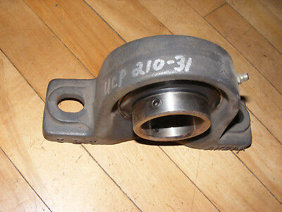 1-1516 Ucp210-31 Pillow Block Bearing 1-210-31-p Bush Hog Part