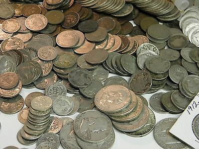 LOT(25 pc) ICONIC OLD US COINS+SILVER+GOLD+CURRENCY+PROOF+1800s+IKE$1+WWII++#%50