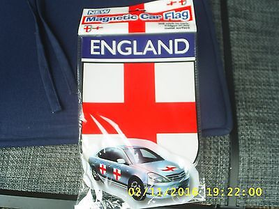 england world cup magnetic car sticker