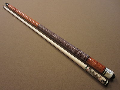 New Mcdermott G204 Pool Cue W/ G core Shaft W/ Free Case