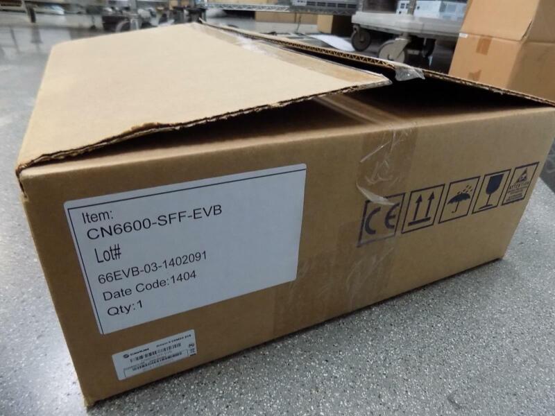 NEW CAVIUM OCTEON II CN6600-SFF-EVB EVALUTION BOARD KIT 66EVB-03-1402091