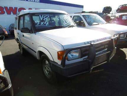1995 LANDROVER DISCOVERY 5 SPEED V8 WAGON Yeerongpilly Brisbane South West Preview
