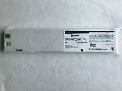 Nazdar Lyson 2000 Series Micro Piezo Inkjet Ink Lws2000ml Light Magenta 440ml