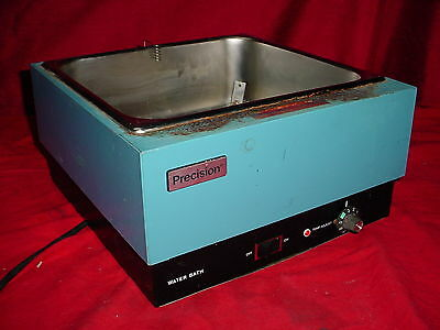 Precision Scientific 183 Heated Water Bath No Lid 66551-25