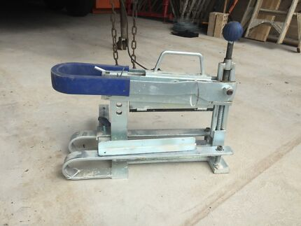 Hand held brick/paving/stone cutter Bacchus Marsh Moorabool Area Preview