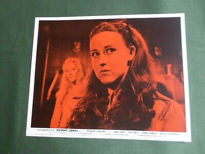 JANE CARR -   DANNY JONES  - LOBBY CARD - 8X10