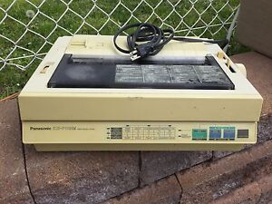 Panasonic dot matrix printer