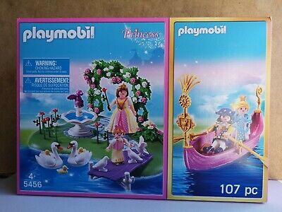 Playmobil Princess Fairy Island & Boat Set 107 pc BRAND NEW SEALED