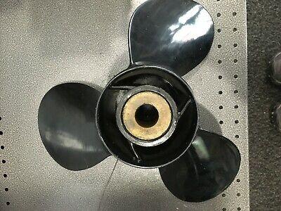 Michigan Match Vortex 4 Blade Propeller For Suzuki 35-65HP 10 3//8 x 13 941213