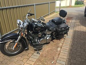 2012 Harley Davidson Heritage  Soft Tail Classic Redwood Park Tea Tree Gully Area Preview