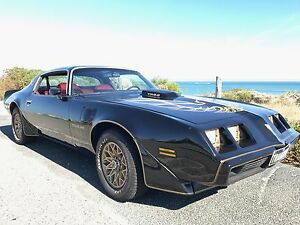 Pontiac Trans Am 6.6L Connolly Joondalup Area Preview