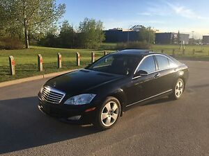 2008 Mercedes-Benz S450 4 Matic Sedan