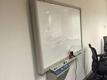 Electronic Whiteboards with wall mounts and printers (10 avail) Rosebery Inner Sydney Preview
