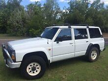 1995 Nissan Patrol Wagon Darwin Region Preview