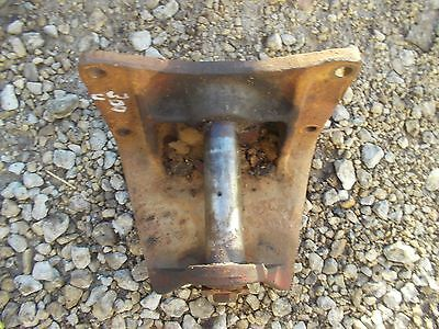 International 300 Utility Tractor Ih Main Frontend Anchor Mount Bracket W Pin