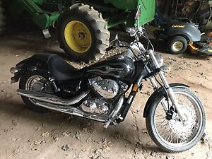 2007 Honda shadow, great bike, great condition!