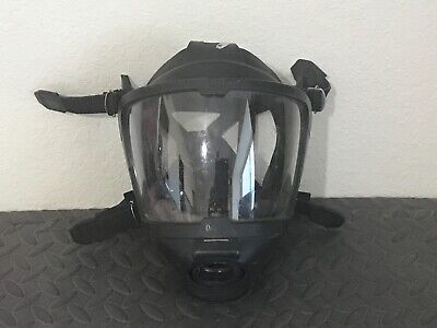 Drager Fps7000 Sentinel 4500psi Scba Pack Frame Mask Large With Hud