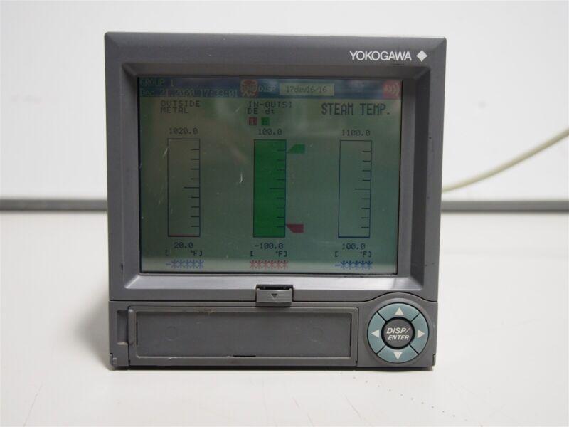 Yokogawa DX104-2 DAQStation Digital Chart Recorder