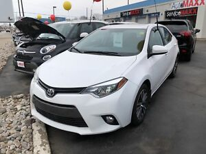 2016 Toyota Corolla LE- SUNROOF, REAR VIEW CAMERA, HEATED DOOR M
