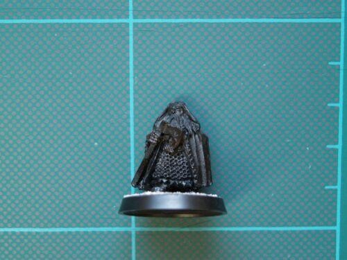 Dwarf King - Games Workshop Warhammer LOTR metal miniature