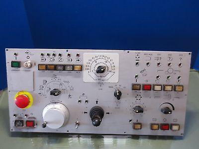 Mori Seiki Sl2 Sl3 Cnc Lathe Fanuc Operator Control Panel A02b-0065-c032