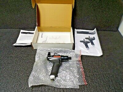 Cleco 7phha60q Pneumatic Pulse Nutrunner Pistol Grip Non Shut-off 4-120nm Tor