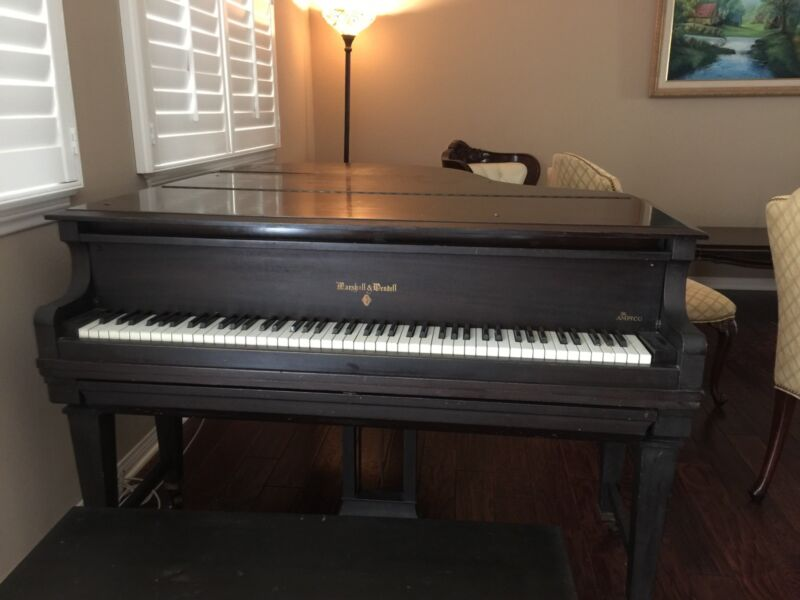 1924 Marshall & Wendell Player Piano