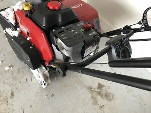 Craftsman single stage snowblower 205cc
