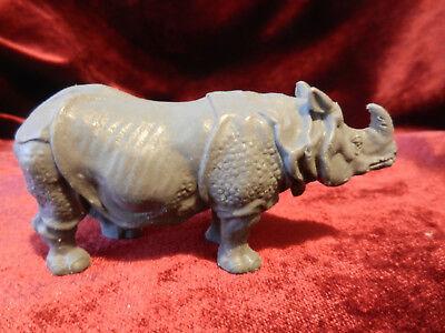 Rhinoceros from Britain's Animals