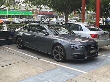 Audi A5 2012 MY13 3TDI Woolloongabba Brisbane South West Preview