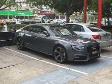 Audi A5 2012 MY13 3TDI Woolloongabba Brisbane South West Preview