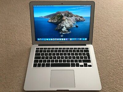 "Apple MacBook Air A1466 2015 13"" 2.2 GHz Core i7 8gb memory 256gb SSD"