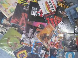 Thousands of vinyl records (LPS albums) Raymond Terrace Port Stephens Area Preview