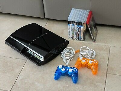 Sony PlayStation 3 Launch Edition 60GB Console (CECH-A01) Backwards Compatible
