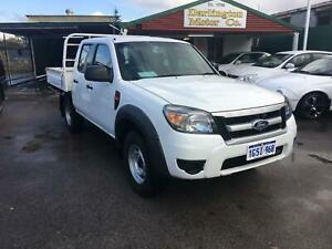 2009 PK Ford Ranger Crew Cab 4x4 Tray Top Ute Bellevue Swan Area Preview