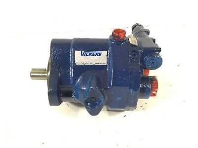 Rebuilt Vickers Pvb5-rsy-40 Hydraulic Piston Pump