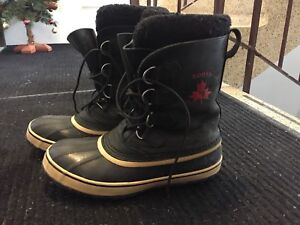 Sorel 2010 Olympic Edition Boots - Men's Size 9  (-40c)