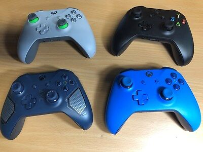 Genuine Microsoft Xbox One One S Wireless Controller Bluetooth   Pick Your Color