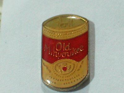Old Milwaukee Beer Pin Vintage Beer Lapel Pin