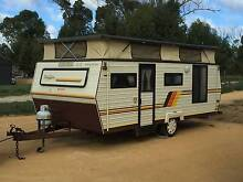 1987 Coromal Pop Top Caravan with annex Two Rocks Wanneroo Area Preview