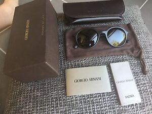 Georgio Armani Sunglasses New Farm Brisbane North East Preview